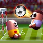 2 Player Head Soccer Game