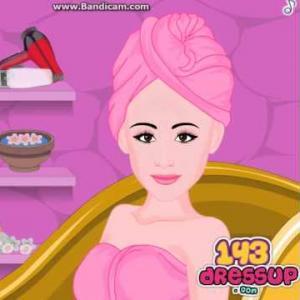 Ariana Grande Skin Care Spa