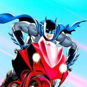Batman Motor Racing