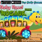 Baby Hazel Dinosaur