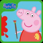 Peppa Pigs Paint Box