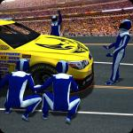 Pit Stop Stock Car Mechanic