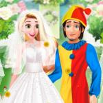 Rapunzel April Fool Day Wedding