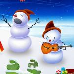 Snowman 2020 Puzzle