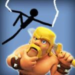 Spider Stickman 7 Clash Of Clans