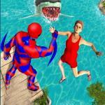 Superhero Police Speed Hero:Rescue Mission